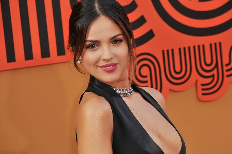 """Eiza Gonzalez arrives at """"The Nice Guys"""" Los Angeles Premiere held at the TCL Chinese Theatre in Hollywood, CA on Tuesday, May 10, 2016"""