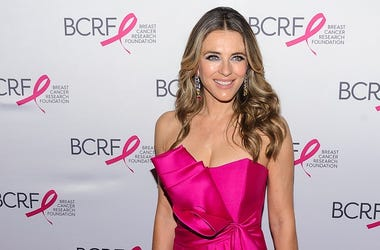 Elizabeth Hurley. Breast Cancer Research Foundation's Hot Pink Party at the Park Avenue in New York City.