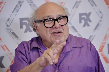 Danny DeVito arrives at the TCA FX Networks Starwalk held at The Beverly Hilton in Beverly Hills, CA on Friday, August 3, 2018. (Photo By Sthanlee B. Mirador/Sipa USA)
