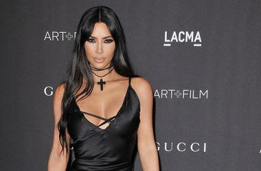 KIm Kardashian West arrives at the 2018 LACMA Art + Film Gala held at LACMA in Los Angeles, CA on Saturday, ​November 3, 2018.