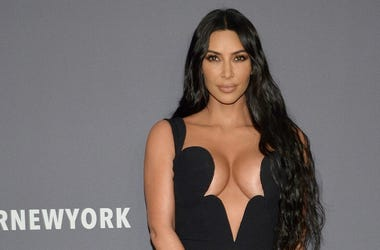 Kim Kardashian West attends the amfAR New York Gala 2019 at Cipriani Wall Street in New York, NY, February 6, 2019.
