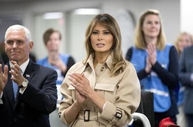 Melania Trump Operacion