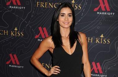 "19 May 2015 - Marina Del Rey, California - Paola Nunez. ""French Kiss"" Los Angeles Premiere held at the Marriott Hotel."