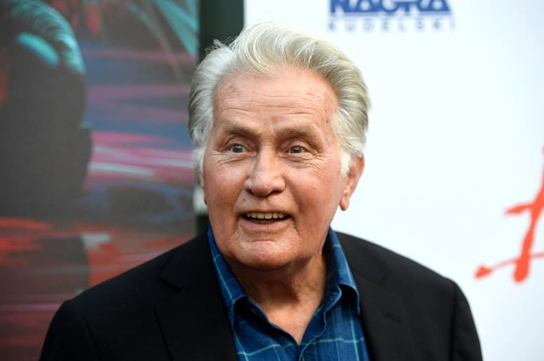 """Martin Sheen attends the LA Premiere Of Lionsgate's """"Apocalypse Now Final Cut"""" at ArcLight Cinerama Dome on August 12, 2019 in Hollywood, California."""