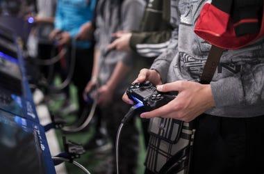 Adiccion a video juegos