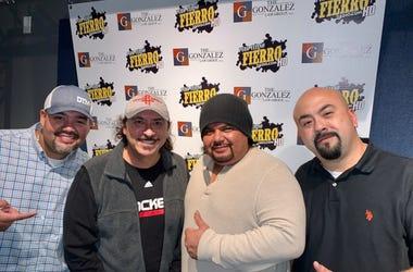 South Texas Homies Chat It Up With FIERRO HD'S Bo Corona