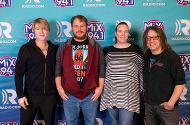 Mix 94.1, Mix 941, KMXB, Las Vegas, Vegas, 2019, Not So Silent Night 2019, Goo Goo Dolls, Music, Cosmopolitan of Las Vegas