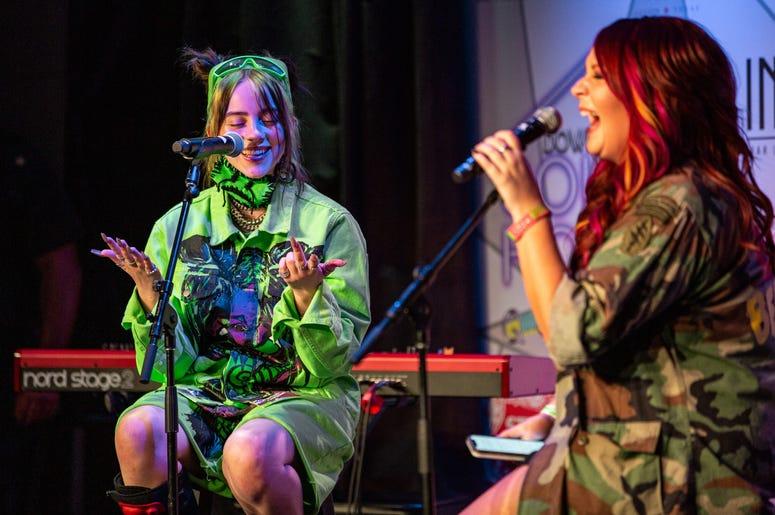 Billie Eilish On Stage Photos Courtesy Of Key Lime Photography14