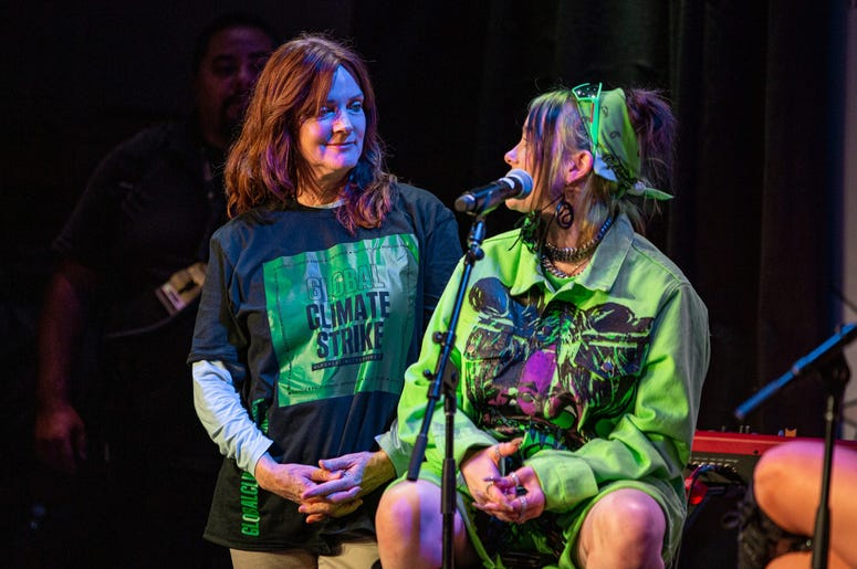 Billie Eilish On Stage Photos Courtesy Of Key Lime Photography16