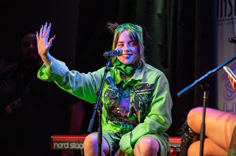 Billie Eilish On Stage Photos Courtesy Of Key Lime Photography19