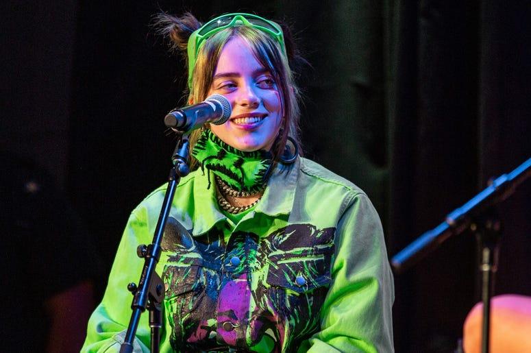 Billie Eilish On Stage Photos Courtesy Of Key Lime Photography20