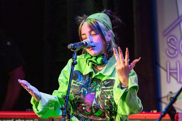 Billie Eilish On Stage Photos Courtesy Of Key Lime Photography4