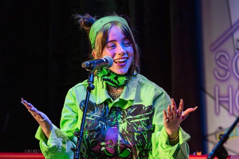 Billie Eilish On Stage Photos Courtesy Of Key Lime Photography5