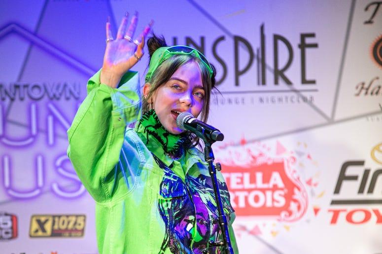 Billie Eilish On Stage Photos Courtesy Of Key Lime Photography23
