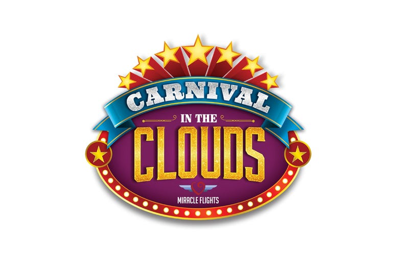 Carnival in the clouds