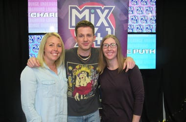 Charlie Puth Meet And Greet 6