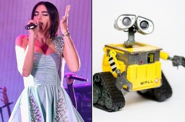 Dua Lipa x WALL-E