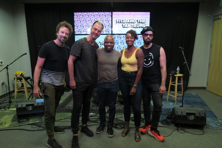 Fitz and The Tantrums Meet and greet