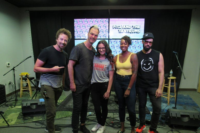 Fitz and The Tantrums Meet and greet 11