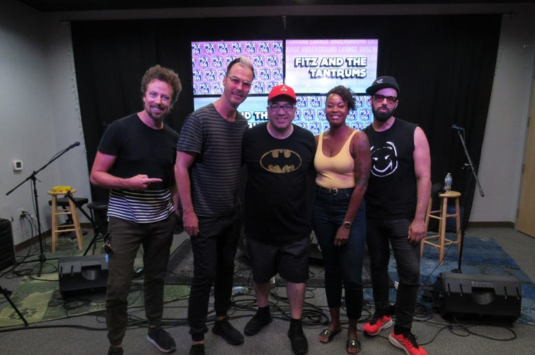Fitz and The Tantrums Meet and greet 13