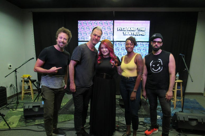 Fitz and The Tantrums Meet and greet 7
