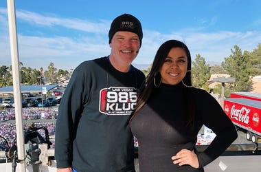 Mix 94.1, 98.5 KLUC, Nudia, Chet Buchanan, Toy Drive 2019