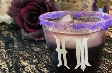 Haunted Mansion Drink