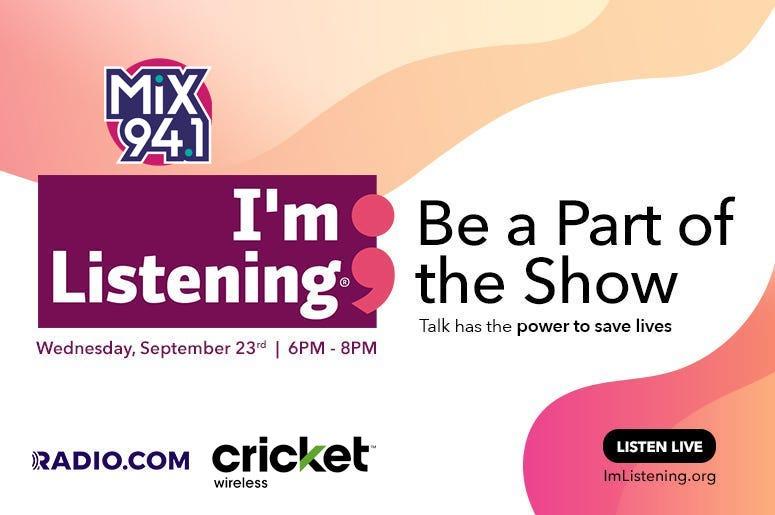 Im Listening Mix 941
