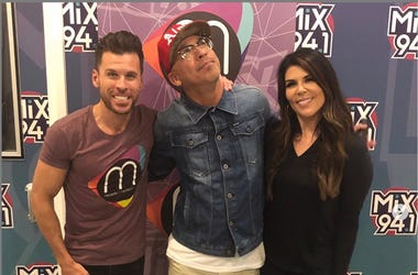 Jo Koy with Mercedes and JC