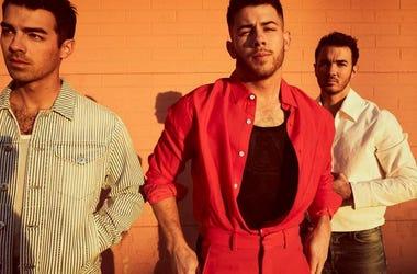 Mix 94.1, Mix 941, KMXB, Las Vegas, Vegas, 2020, Jonas Brothers, Park Theater at Park MGM Las Vegas, Jonas Brothers: Live in Las Vegas