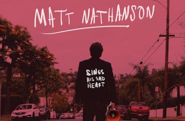 Matt Nathanson Cover