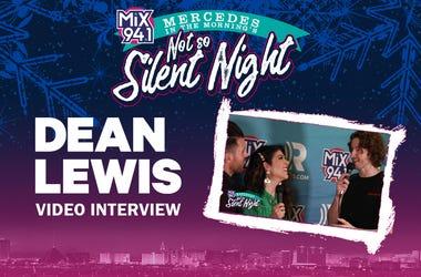 NSSN 2019 Interview Dean Lewis