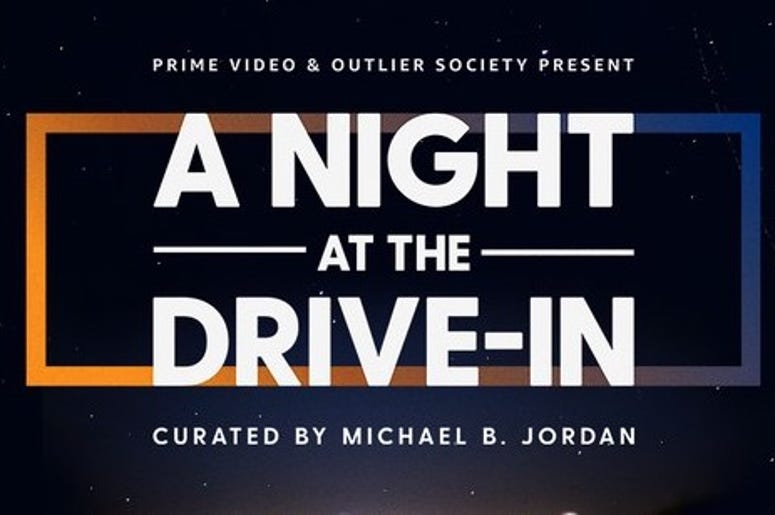 A Night at The Drive In