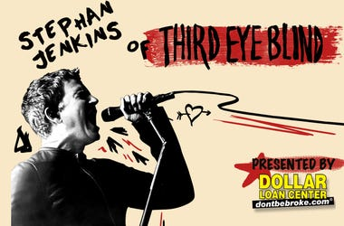 Virtual Happy Hour with Stephan Jenkins of Third Eye Blind