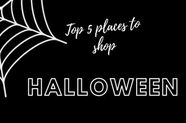 Halloween best place