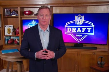 NFL Draft 2020, Roger Goodell