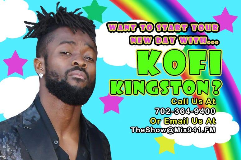 Talk To Kofi Kingston