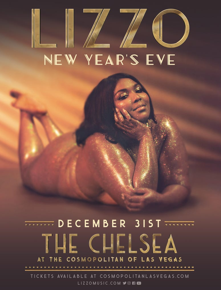 Lizzo New Year's Eve