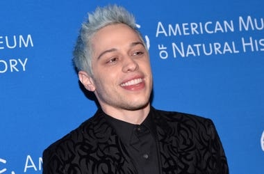 Comedian Pete Davidson attends the American Museum of Natural History Gala in New York, NY, on November 15, 2018. (Photo by Anthony Behar/Sipa USA)