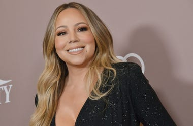 Mariah Carey arrives at the Variety's 2019 Power Of Women Los Angeles Presented By Lifetime held at the Beverly Wilshire Four Seasons Hotel in Beverly Hills, CA on Friday, October 11, 2019. (Photo By Sthanlee B. Mirador/Sipa USA)