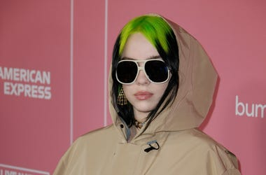 Billie Eilish arrives at the 2019 Billboard Women In Music at Hollywood Palladium on December 12, 2019 in Los Angeles, California. (Photo by CraSH/imageSPACE/Sipa USA)