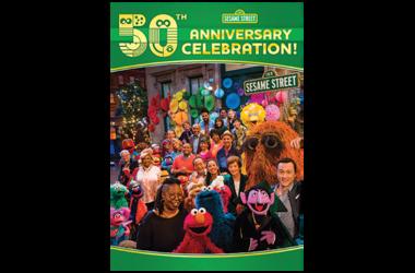 "Enter To Win ""Sesame Street's 50th Anniversary Celebration""!"