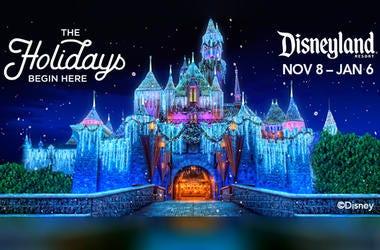 Disneyland Contest Nov 2019