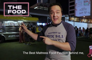 Bite Of Las Vegas Food
