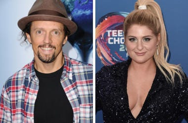 Jason Mraz and Meghan Trainor