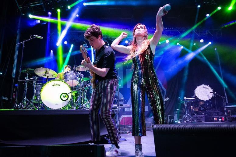 Echosmith; Bite of Las Vegas, Sept. 15, 2018