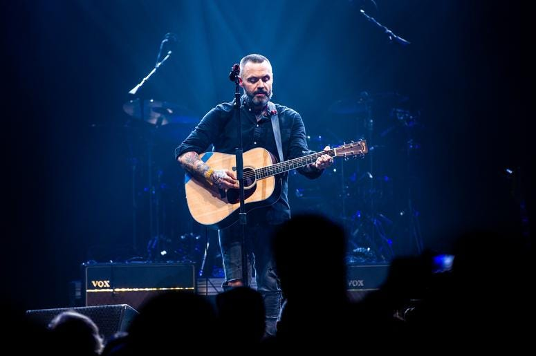 NSSN Blue October Stage Pic 42