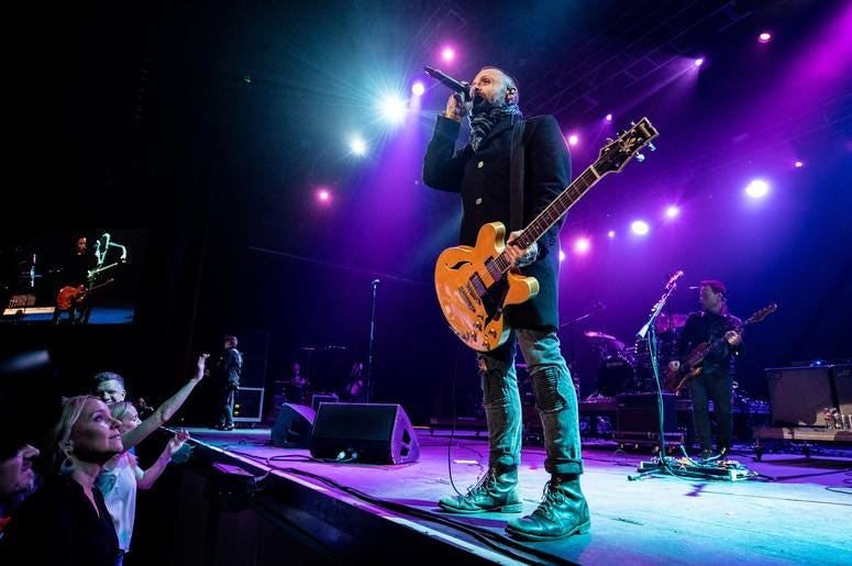 NSSN Blue October Stage Pic 5