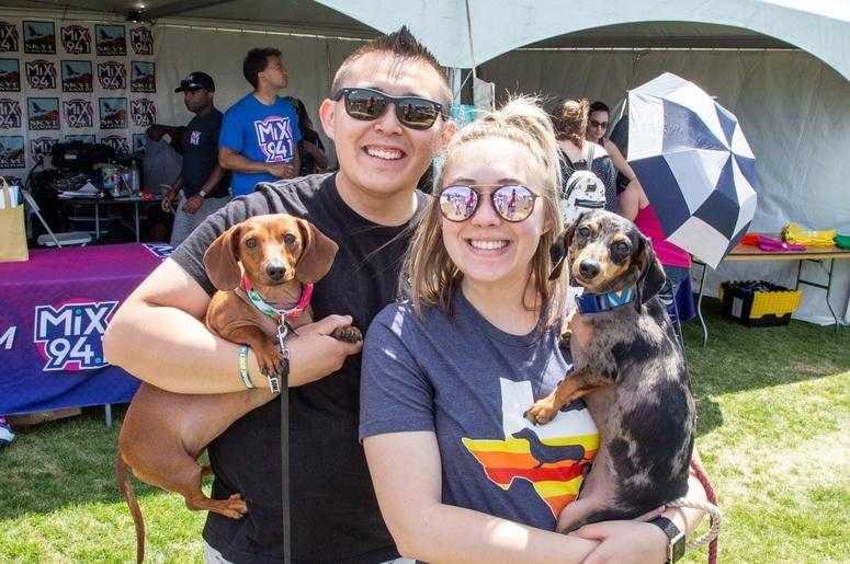 Pets & The People of PetaPalooza 9