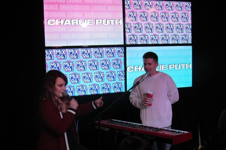 Charlie Puth Meet And Greet 2